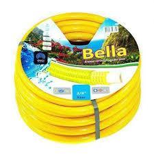 """Шланг для поливу з ПВХ. 3-х шаровий rudes Bella 3/4"""" 50 метрів."""
