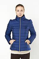 Осенняя женская куртка Exclusive 2015 синий скидка