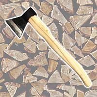 Топор кованый 1400 г, ручка из бука HTools, 05K135, фото 1