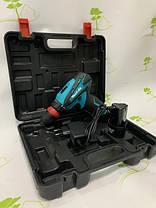 Акумуляторний шуруповерт Makita DF030DWE : 12V : 2A.h, фото 3