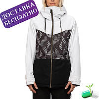 Куртка Athena Insulated Jacket (Crosshatch Colorblock), 686, фото 1