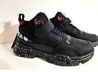 Демі ботинки для хлопчика Apawwa 32-37р. хайтопы детскые на мальчика