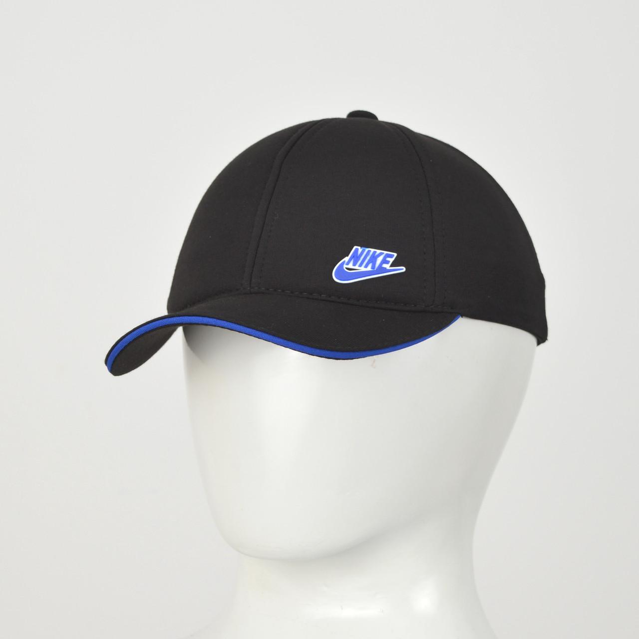 Бейсболка Трикотаж Nike (репліка) чорний