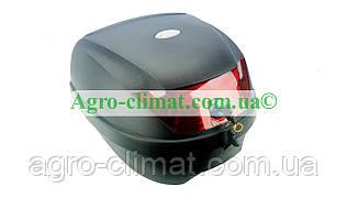 Кофр для мотоцикла (багажник) YM-0807 (V-28L) 39.5 x 39.5×30