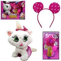 Мягкая игрушка Shimmer Stars кошечка Игровой набор с мягкой игрушкой и аксессуарами Мягкая игрушка для девочки