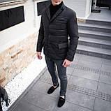 Куртка Pobedov jacet dolar bill Черныя, фото 2