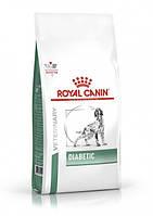 Лечебный сухой корм для собак Royal Canin Diabetic Dog 1,5 кг