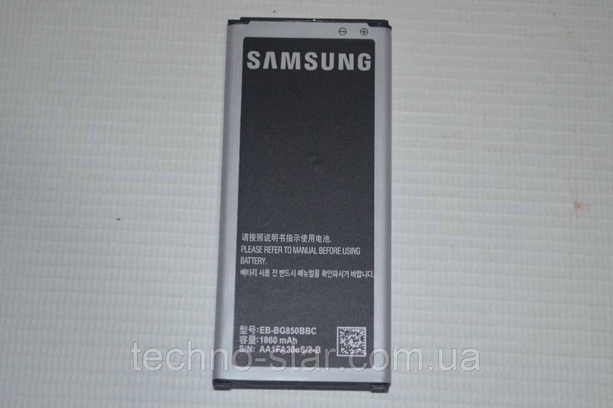 Оригінальний АКБ EB-BG850BBC Samsung Galaxy Alpha G850 G850F G850L G850M G850K G850S G850T G850Y G8508S G8509V