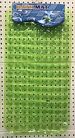 """Силиконовый коврик для ванной и душа на присосках  """"BATH MAT"""" - 67х37 см"""