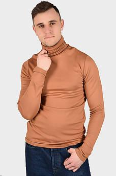 Гольф мужской коричневый AAA 128140S