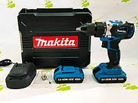 Аккумуляторный шуруповерт Makita DDF482RMJ : 18V : 4A.h