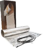Fenix алюминиевый нагревательный мат ALmat-140 W/m² теплый пол под ламинат (Чехия)