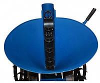 Картофелесажатель мотоблочный К-1Л (синий) с транспортировочными колесами, фото 1