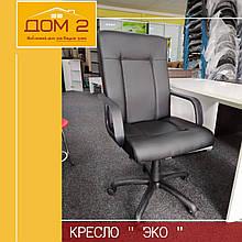 Шкіряне крісло Еко