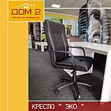 Шкіряне крісло Еко, фото 2