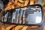 Зеркало VOLVO FH12 FM12 основное зеркало ВОЛЬВО ФШ12 ФМ12 двойное подогрев мотор, фото 3