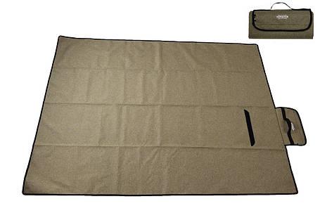 Килимок для кемпінгу Novator Picnic Brown 200х150 см, фото 2