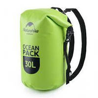 Гермомешок Naturehike Ocean Pack Double shoulder 500D 30 л FS16M030-L birght green