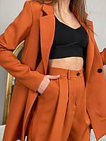 Жіночий костюм трійка( кардиган, кофтинка, штани), фото 1