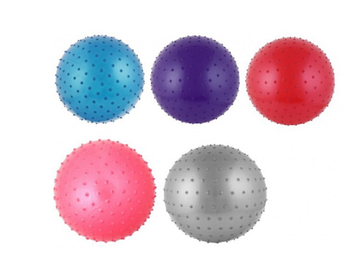 М'яч для фітнеса 95см, 1500гр,з шипами №CO15008(20) КІ