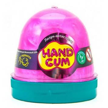 "Лизун-антистрес ""Mr.Boo"" Hand gum малиновий 120гр №80104(24)"
