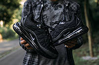 Кроссовки мужские Nike Air Max 720 Termo Black кроссовки найк 720 термо