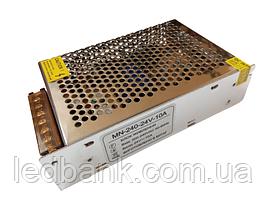 Блок питания MN-240-24V 24В 240Вт 10A IP20