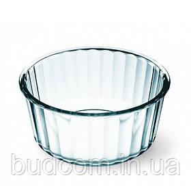 Форма для суфле круглая из жаропрочного стекла 1,9 л 200х90мм Simax Classic