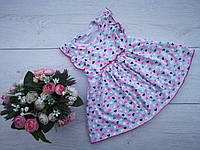 """Дитяче плаття """"Аніта"""" ріст 74-80 і 86-92 см"""