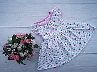 """Дитяче плаття """"Глорія"""" ріст 74-80 і 86-92 см"""