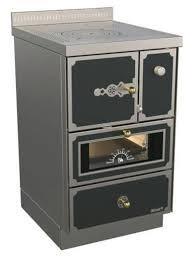 Отопительно варочная печь с духовым шкафом Rizzoli RNE 50
