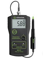 Професійний PH-метр Milwaukee MW101 - BEV (0.02 pH) (м'ясо, фрукти, овочі, сир, рідкі середовища),США