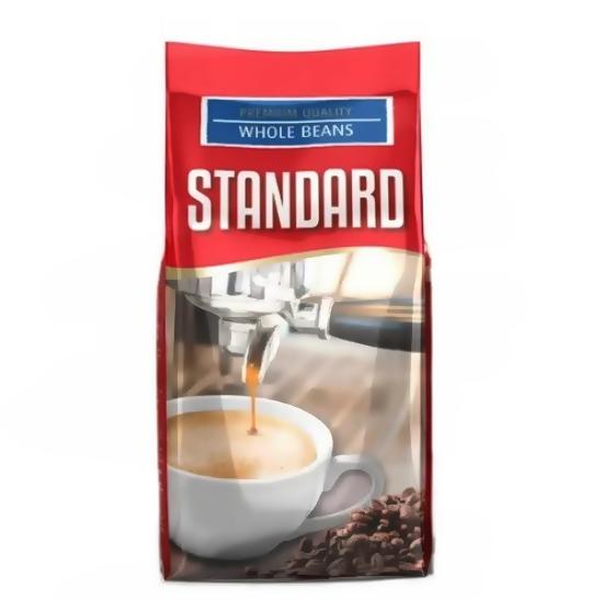 Кава в зернах Standart Premium Quality Whole Beans 1 кг.