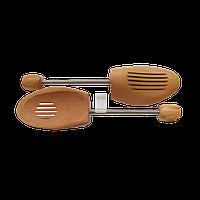Формодержателі дерев'яні на спіралі для взуття Coccine