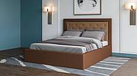 Мягкая кровать с подъемным механизмом Каролина 4 с механизмом Мир Мебели, Топ мебели для спальни