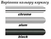 Стілець обідній Tina каркас chrome екошкіра V-49 (Новий Стиль ТМ), фото 3