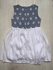 Платья на девочек оптом, F&D, 3/4-7/8 рр., фото 2