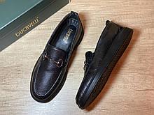 Мужские туфли из натуральной кожи производство Турция