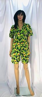 Женские блузы, туники, комплекты с шортами и бриджами