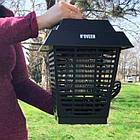 Уничтожитель насекомых уличный-садовый N'oveen IKN-22 IPX4, фото 2