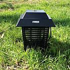 Уничтожитель насекомых уличный-садовый N'oveen IKN-22 IPX4, фото 3