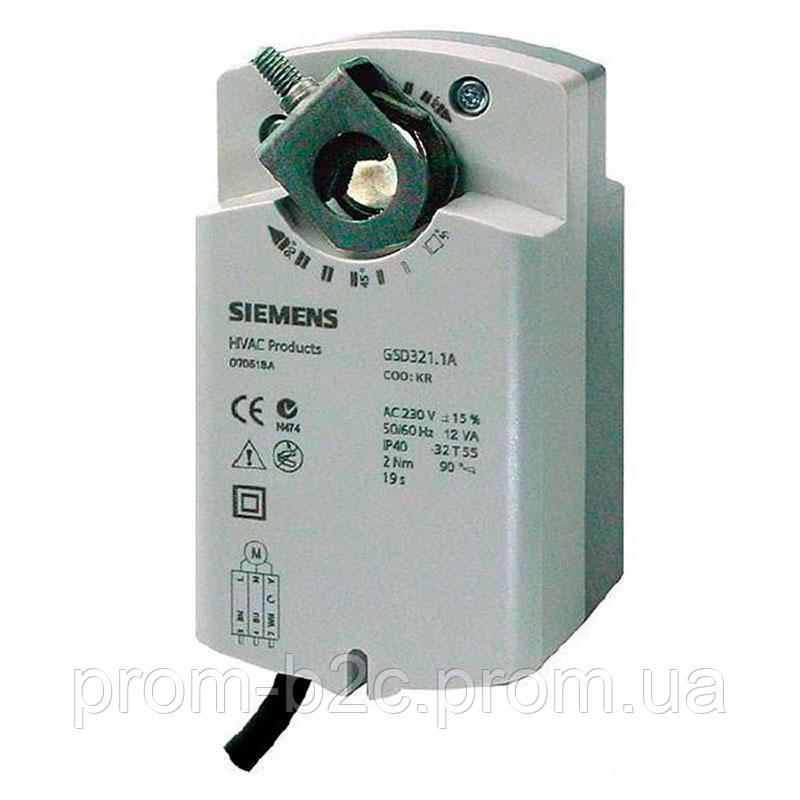 Электрический привод Siemens GSD321.1A