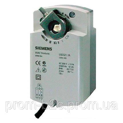 Электрический привод Siemens GSD321.1A, фото 2