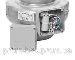 Круглый канальный вентилятор Вентс ВКМц 125 (120V), фото 3