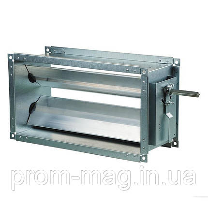 ВЕНТС РРХ 700х400 - регулятор витрати повітря, фото 2