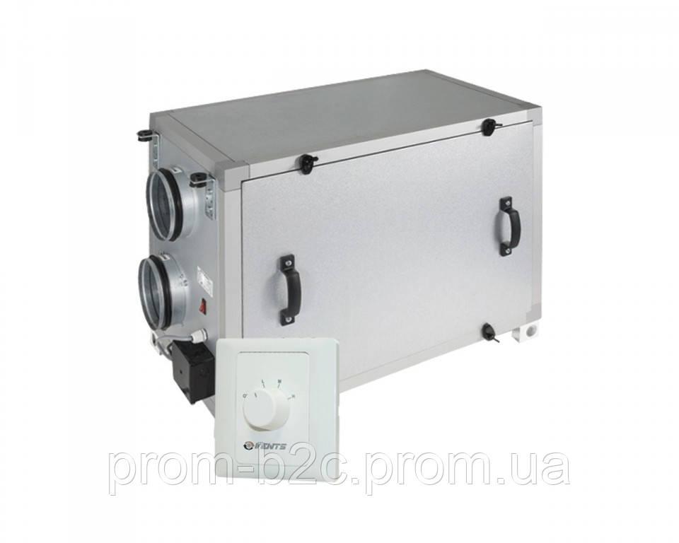 ВЕНТС ВУТ 600 Г - припливно-витяжна установка з рекуператором