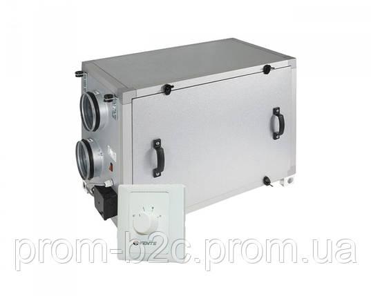 ВЕНТС ВУТ 600 Г - припливно-витяжна установка з рекуператором, фото 2
