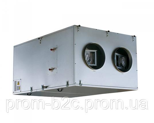 ВЕНТС ВУТ 2000 ПВ ЄС - припливно-витяжна установка з рекуператором, фото 2