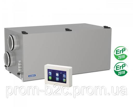 ВЕНТС ВУТ 400 Г ЕС ЭКО - приточно-вытяжная установка с рекуператором