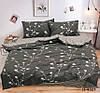 ТМ TAG Комплект постельного белья с компаньоном R4501